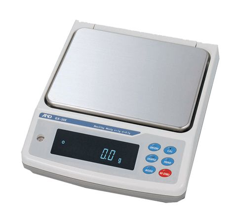 Balance 30kg x 0.1g internal calibration
