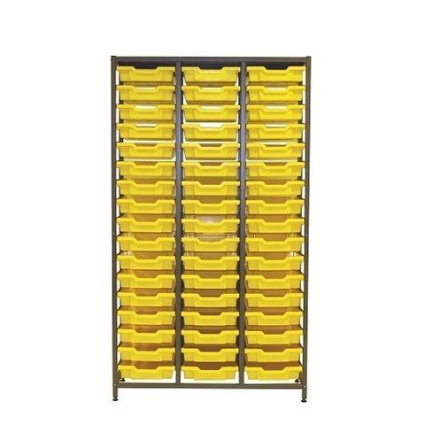 Frame triple column 1850mm  51 F1 trays