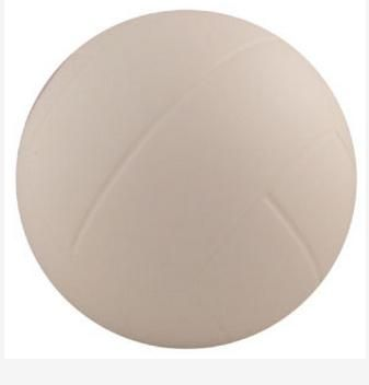 Volleyball Training Foam White 8""