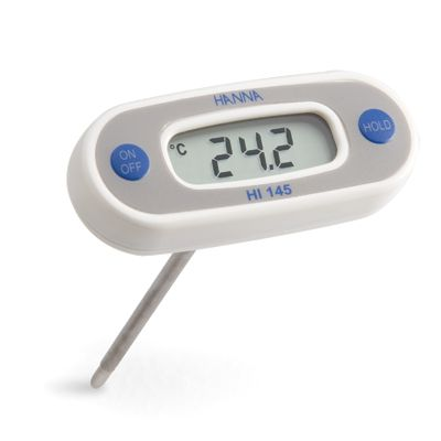 "Thermometer digital ""T"" 300mm S/S stem"