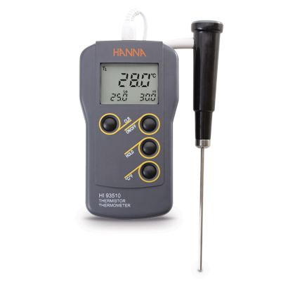 Thermometer -50 to 150C w/proof LCD