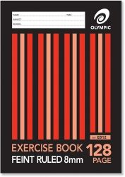 Exercise book Olympic A4 128 pages