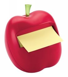 Pop up note dispenser Apple