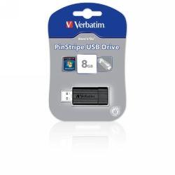 Computer USB drive store pinstripe 8gb