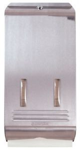 Towel dispensers compact stainless steel