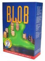 Blob slime polymer experiment