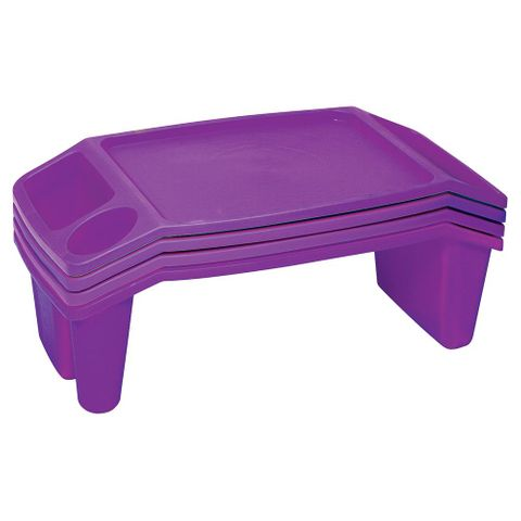 Student Lap Desk - Purple