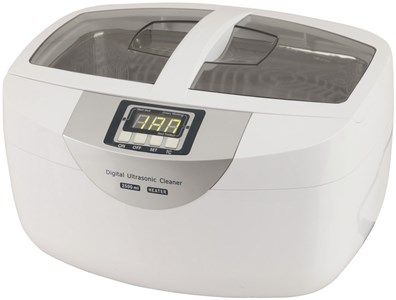 Ultrasonic cleaner 2.5lt temp. control