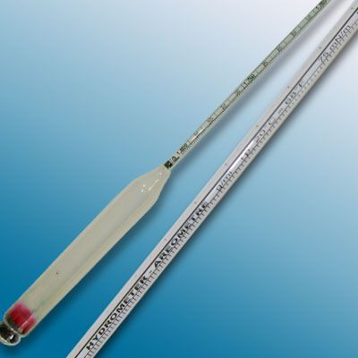 Hydrometer Density 1200-1300 M100