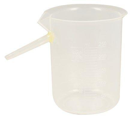 Displacement vessel plastic
