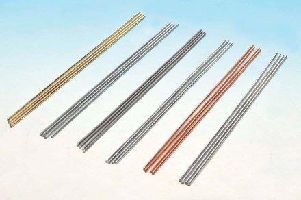 Conductivity rods set/6 3x300mm
