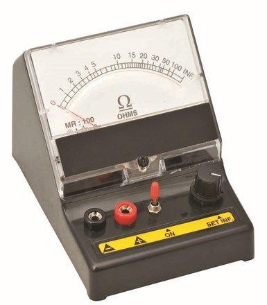 Ohm's Meter shunt type 0-2 ohm