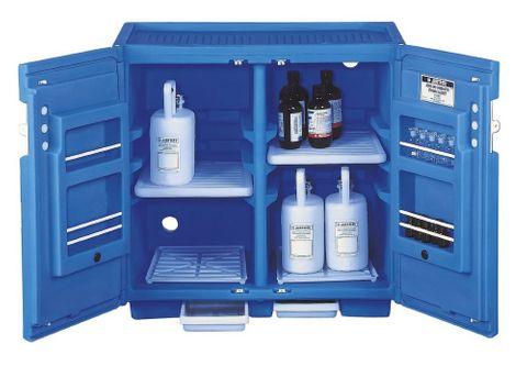 """Cabinet """"Corrosive"""" 30L 2 shelves 2 door"""