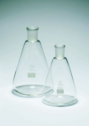 Flask conical 500ml 19/26 Quickfit