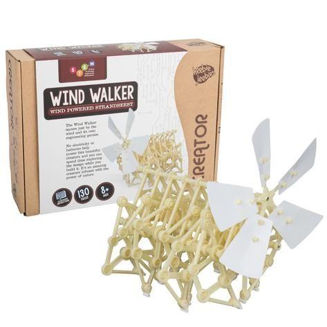Creator wind walker - walking machine