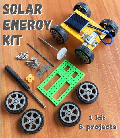 Solar energy project  kit