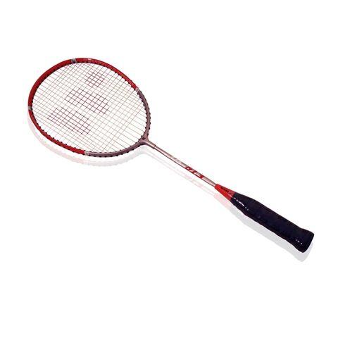 Jnr Badminton racquet -Alum/Steel