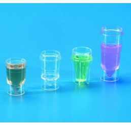 Cups sample auto-analyser PS 1.5ml