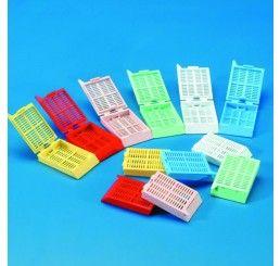 Tissue Embedding Cassette Pink