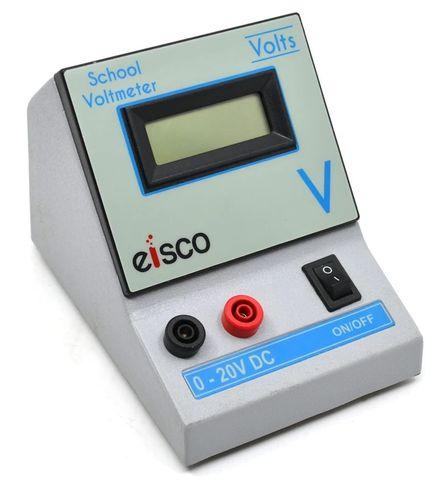 Digital Voltmeter 0-20V DC large LCD