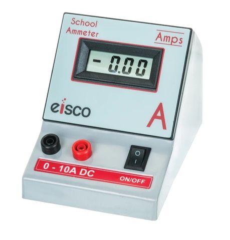Digital Ammeter 0-10A DC large
