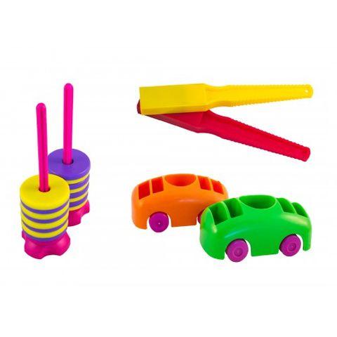 Elementary magnetic set
