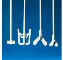 Stirring paddle collapsible paddles 99mm