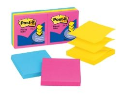 Post-it notes pop up refill 73x73mm