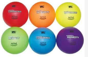 Soft Touch Volleyballs Core Values Set:1