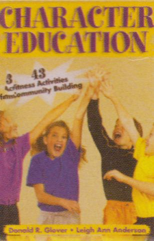 Character Education Book