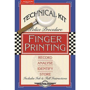 Finger Printing Kit