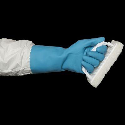 Gloves Silverlined rubber latex Medium