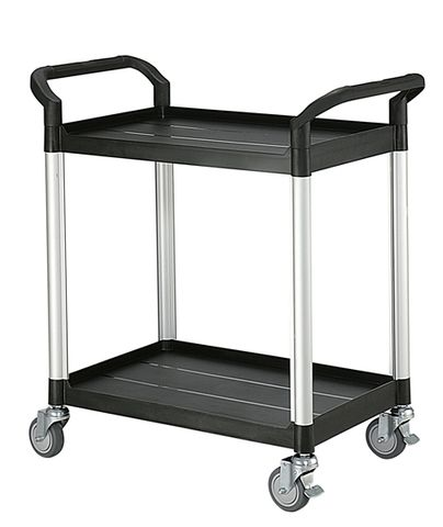 Trolley 'Rapini' 2 shelf Small 95cm H