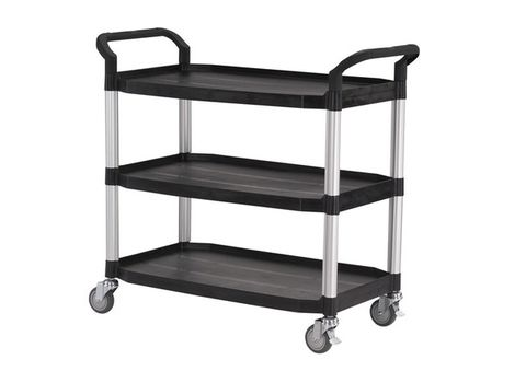 Trolley 'Rapini' 3 shelf Large 102cm H