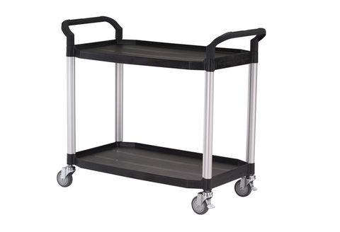 Trolley 'Rapini' 2 shelf Large 95cm H