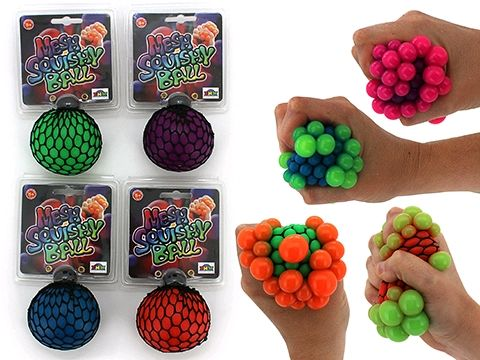 Squeeze 60mm pus ball