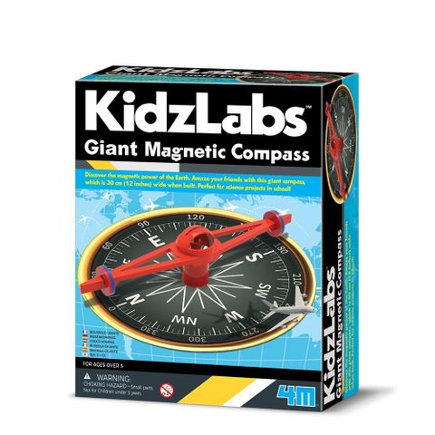 Giant Magnetic Compass
