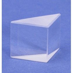 Prism optical glass right angle 38x25mm