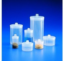 Weighing bottle PP tall form 30x48mm
