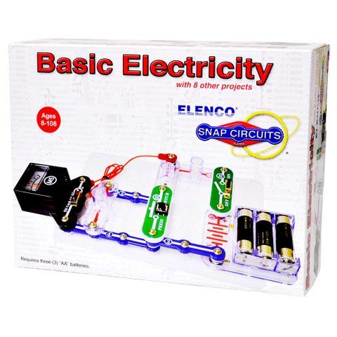 Snap Circuits Mini Kit Basic Electricity