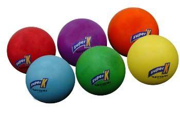 Tuff Skin Balls 210mm set of 6