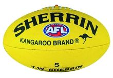 Sherrin Synthetic Football Size 4