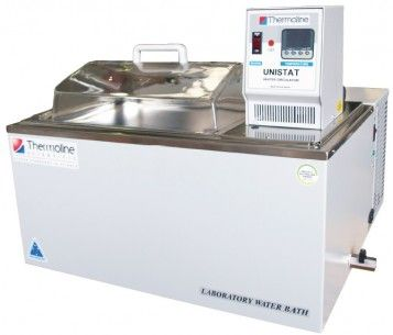 Water bath refrigerated 22lt capacity