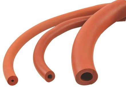 Tubing heavy wall rubber 9mm idx4.5mm w