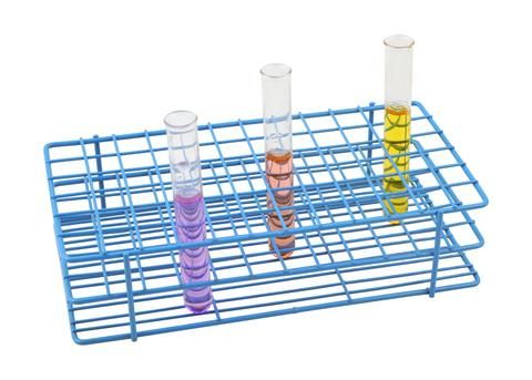 Test tube stand wire 72 tubes x 15-16mm