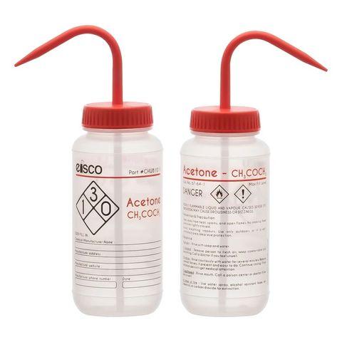 """Bottle wash """"Acetone"""" 500ml"""