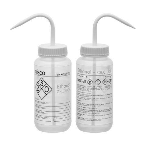 """Bottle wash """"Ethanol"""" 500ml"""