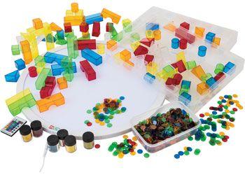 Light & Colour STEAM Kit