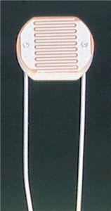Light dependent resistor LDR large