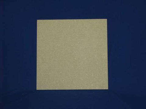 Bench mat 300x300mm cement sheet